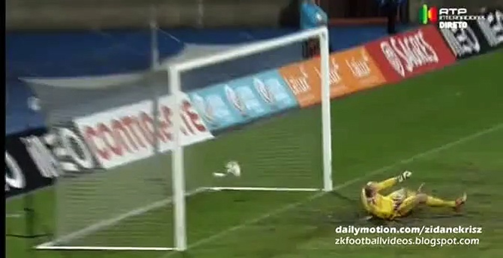 0-1 Andre Andre Goal - Luxembourg v. Portugal 17.11.2015 HD