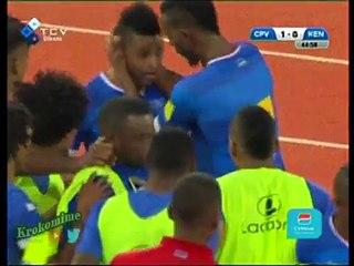 Cape Verde 2-0 Kenya: Goals and highlights