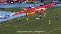 1st Half All Goals - Colombia 0-1 Argentina - 17-11-2015