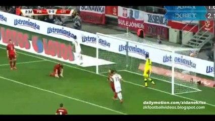 Poland 3-1 Czech Republic - All Goals and Highlights 17.11.2015 HD