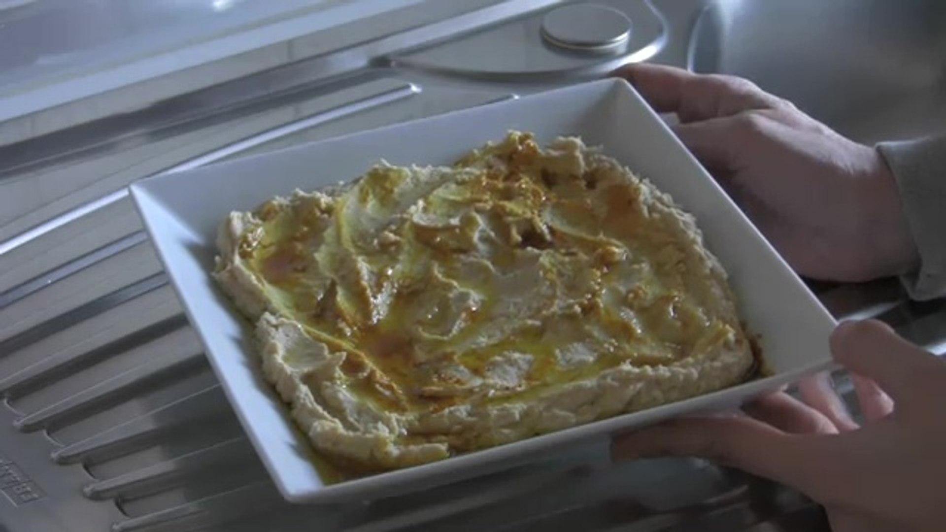 Ricetta Vegan Vegetariana - Ricetta vegan Hummus