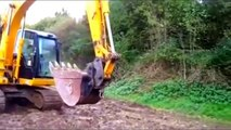 Awesome videos compilation tractor stuck in deep mud, stuck in mud recovery, john deere st