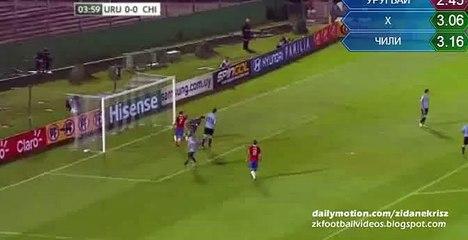 Chile 1st chance