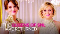 Tina Fey and Amy Poehler To Host SNL Together In December