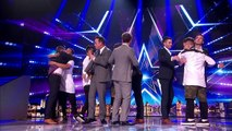 Get in! Isaac Waddington and The Neales get the results | Semi Final 4 | Britains Got Tal