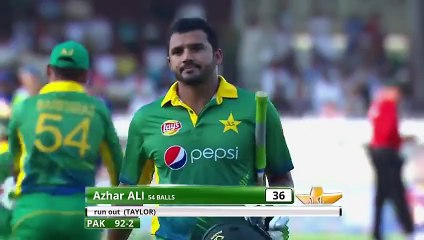 watch 3 unwanted run-out for Pakistan batting line up (PAK vs ENG 2015, 3rd ODI)