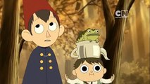 Over The Garden Wall - Hard Times at the Huskin Bee (Clip 1)