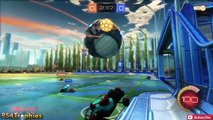 Rocket League Montage 1 - Epic Goals, Saves, Aerials and More!