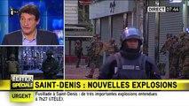 Saint-Denis: une femme terroriste parmi les deux terroristes tués