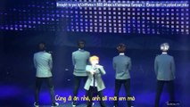[Vietsub] [HORSIE TEAM] [150213] [WAKE UP concert in Osaka] I Like It (いいね) pt.2 - BTS (J-Hope Focus)