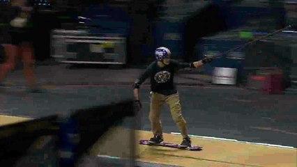 Brandon Schmidt - double front flip   Nitro Circus