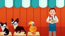 Pazara Gidelim Bir Köpek Alalım Yeni - HD Çocuk Şarkıları