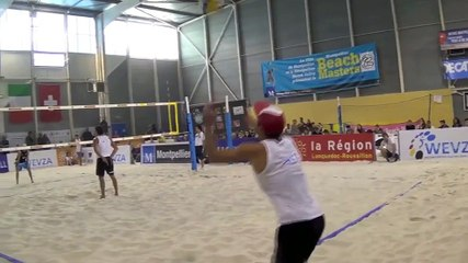 Montpellier Indoor Beach Volley