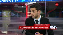 Profils des terroristes français ayant perpétré les attentats du 13 Novembre