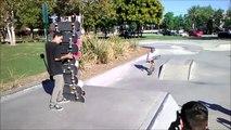 Top 5 des tricks en Skate - People Are Awesome