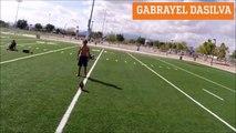 Les plus beaux tirs acrobatiques en football américain