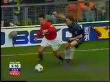 Di Canio Manchester Utd v West Ham FA Cup 2001