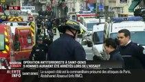 """Fusillade à Saint-Denis : """"Ma cousine m'a crié au téléphone 'Je vais mourir, je vais mourir"""" - 17/11"""