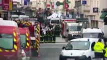 Operação policial em Saint-Denis, ao norte de Paris