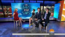 Shailene Woodley and Ansel Elgort Interview - The Fault In Our Stars