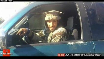 Le Belge d'origine marocaine Abdelhamid Abaaoud, en Syrie. Il fut dans la propagande du Daesh pour les jeunes musulmans en Europe.