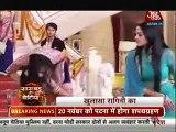 Swara ne Maara Ragini ko Thappad jis se Lakshya ne kar di Sanskar ki Peetai - 18th November 2015 - Swaragini