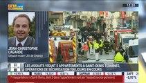 """""""Nous avons la capacité de réagir, de nous défendre, et nous avons les services efficaces qui font l'impossible pour nous protéger"""", Jean-Christophe Lagarde – 18/11"""