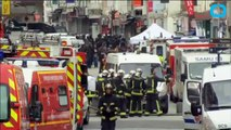 French Police Raided an Apartment in Saint-Denis,  Hunting Terrorism Suspects