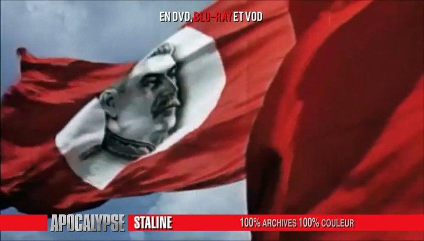 Apocalypse Staline Spot TV