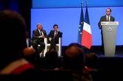 Discours du président de la République lors du rassemblement des Maires de France