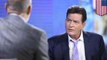 Charlie Sheen says he's HIV positive and told his partners, except the ones suing him