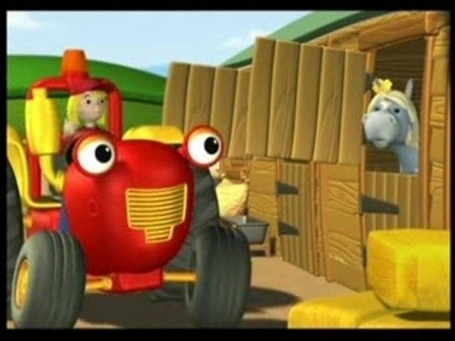Le grand pique nique tracteur tom - Le tracteur tom ...