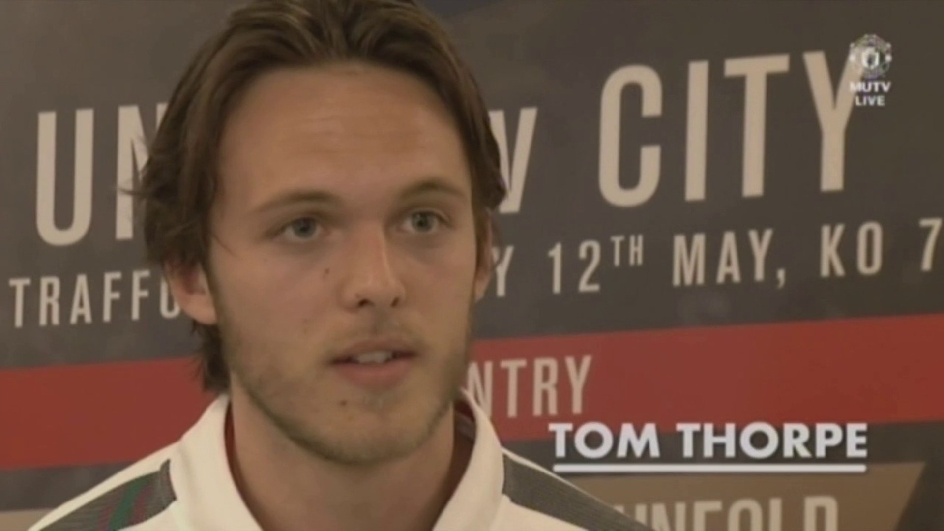 Tom Thorpe Interviews