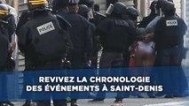 Assaut à Saint-Denis: Revivez les événements minute par minute