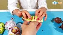 ✔ Шоколадные Шары Чупа Чупс с Сюрпризом для Маши. Видео для детей. Chocolate Balls with a Surprise ✔