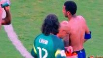 Zap Foot du 18 novembre : La marseillaise exceptionnelle à Wembley, Neymar offre son maillot à l'arbitre qui le refuse, une terrible blessure lors de Honduras-Mexique etc.