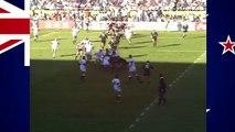 Jonah Lomu steamrolls England defence - RWC 1995