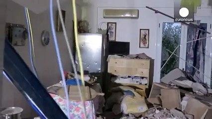 Grécia: Vídeos mostram impacto de terramoto de 6,1 na ilha de Lefkada