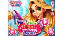 NEW Video For Girls Disney Princess Tangled Rapunzel Design Rapunzels Princess Shoes