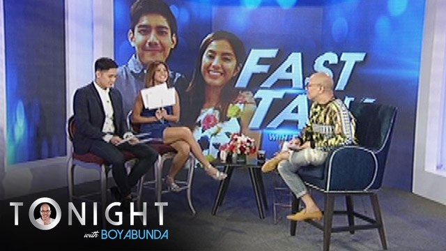 TWBA: Fast talk with Gretchen and Robi