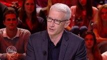 Anderson Cooper, journaliste star de CNN est l'invité de LPJ - Le Petit Journal du 18/11 - CANAL+