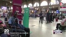 Attentats à Paris : l'inquiétude dans les transports en commun
