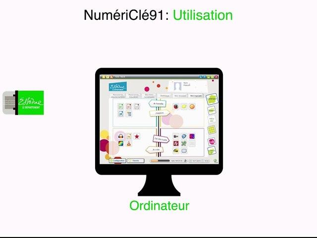 Utilisation de la nouvelle clé usb NumériClé91 version 7.