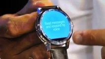 Fossil & Intel Announce Android Wear Watch & Range Of Wearables