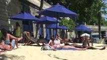 Tel Aviv sur Seine Polémique Paris plage | La mairie de Tel Aviv & de Paris reagissent
