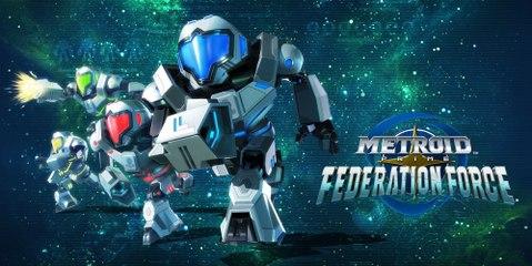 Metroid Prime : Federation Force | Nintendo 3DS Trailer HD 1080p 30fps - E3 2015