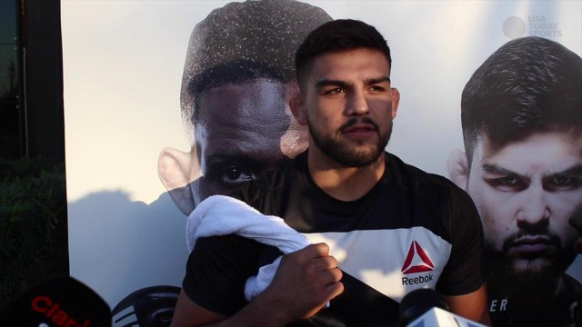 Kelvin Gastelum on weight and past disappointment
