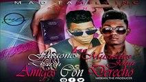 Los Faraones Musicales - Amigos Con Derecho (Reggaeton Music 2015)