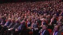 Francois Hollande addresses France's mayors