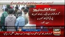 Gujranwala: PML-N workers allegedly beat up PTI workers